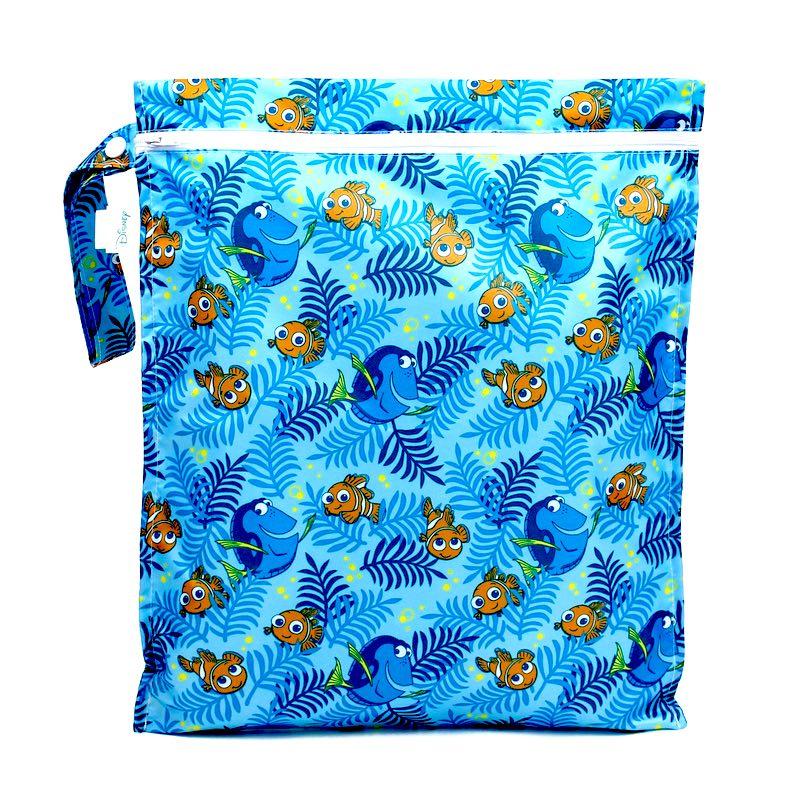 Bumkins Disney Finding Dory Waterproof Wet Bag