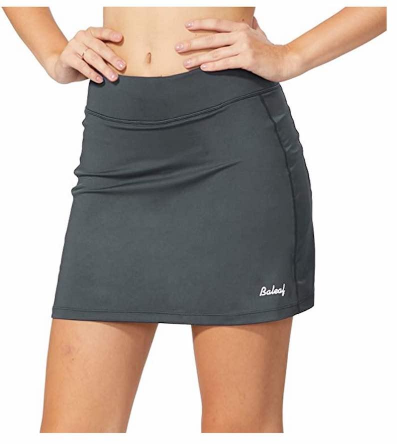 Women's Athletic Skorts Lightweight Active Skirts