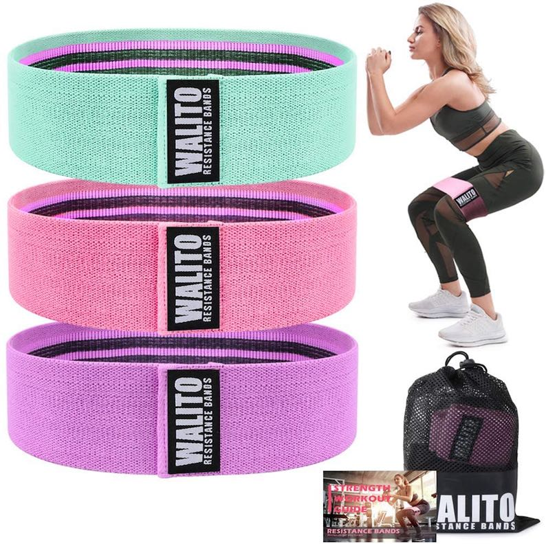 Exercise Bands Set Booty Bands<