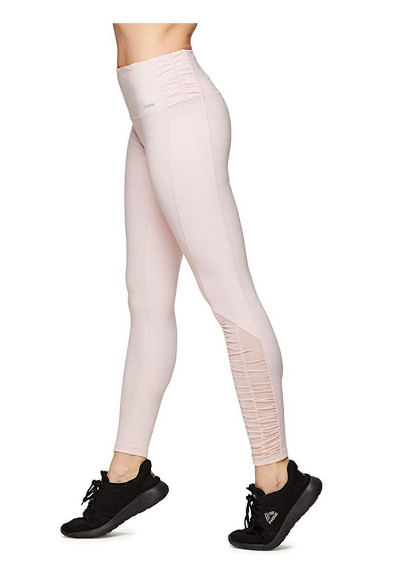 Women's Mesh Workout Yoga Fashion Leggings