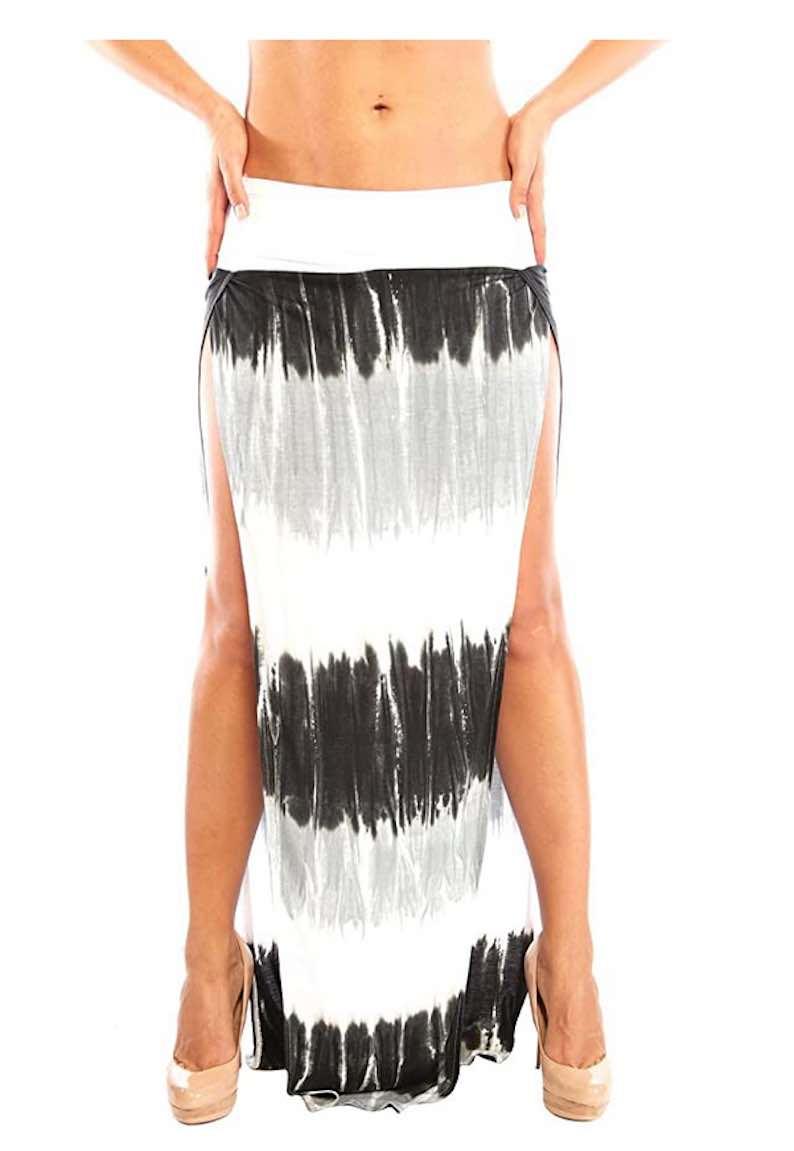 Open Side Summer Skirt by InGear