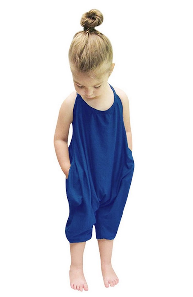 Baby Summer Jumpsuits for Girls
