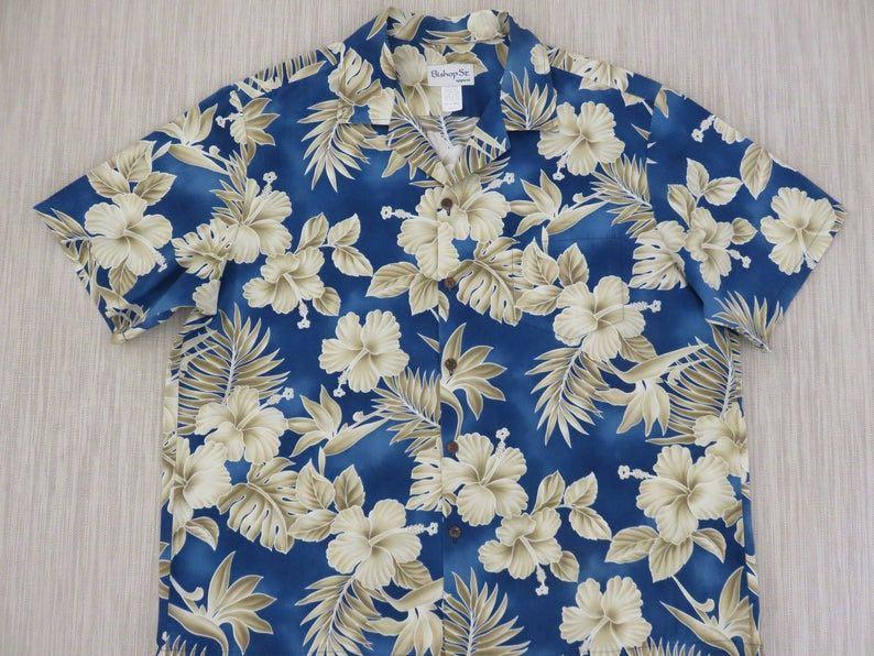 Aloha Hibiscus Hawaiian Shirt