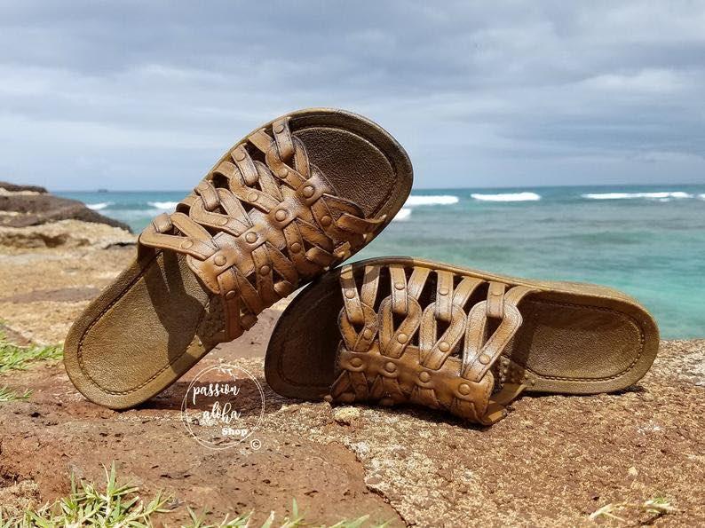 Pali Hawaii Sandals by Passion Aloha Shop