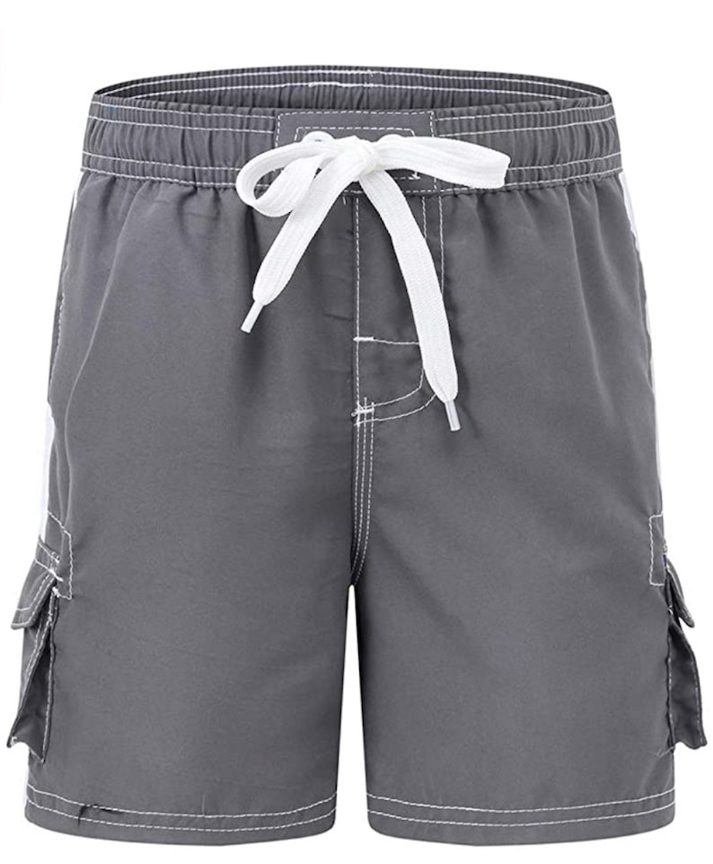 Boys' Quick Dry Swim Trunks