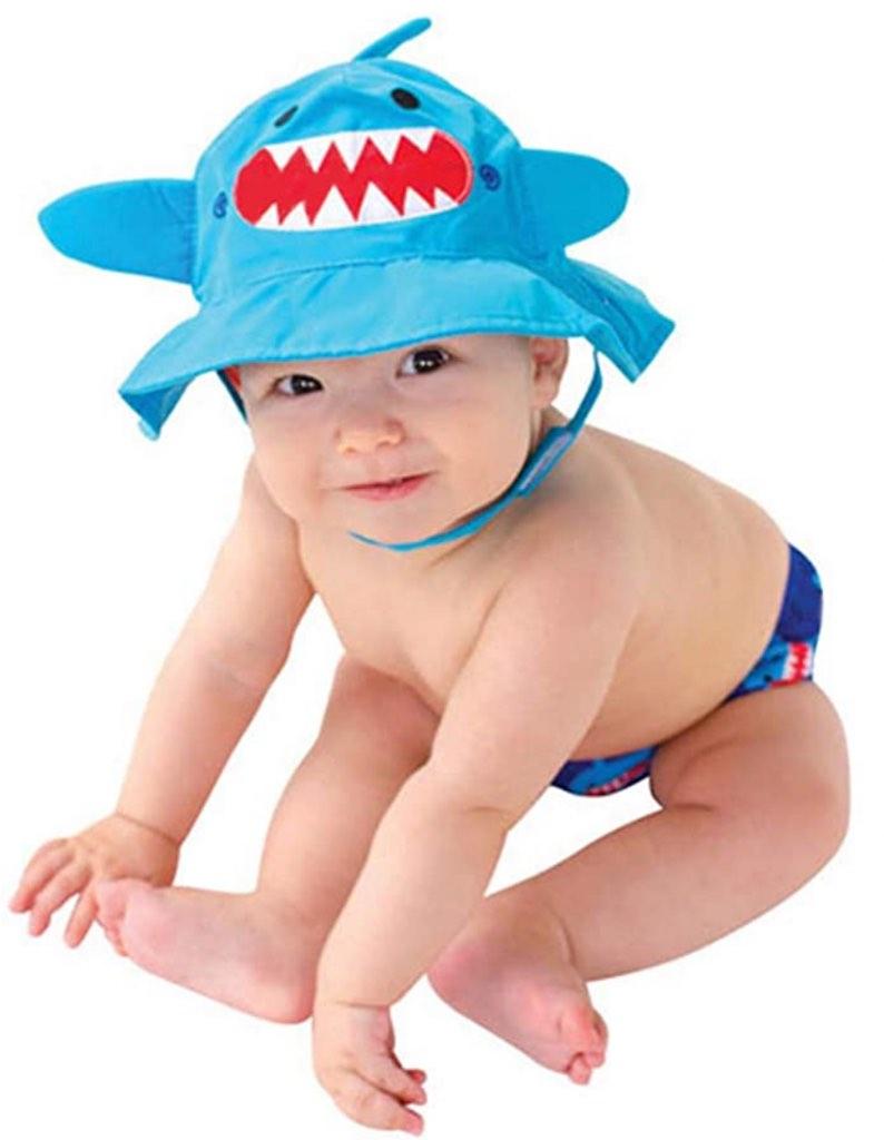 Baby Boys  Summer Beach Sunhat