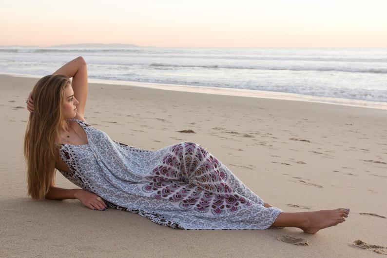 Women's Jumpsuit / Swimsuit Coverup by Bali Prema