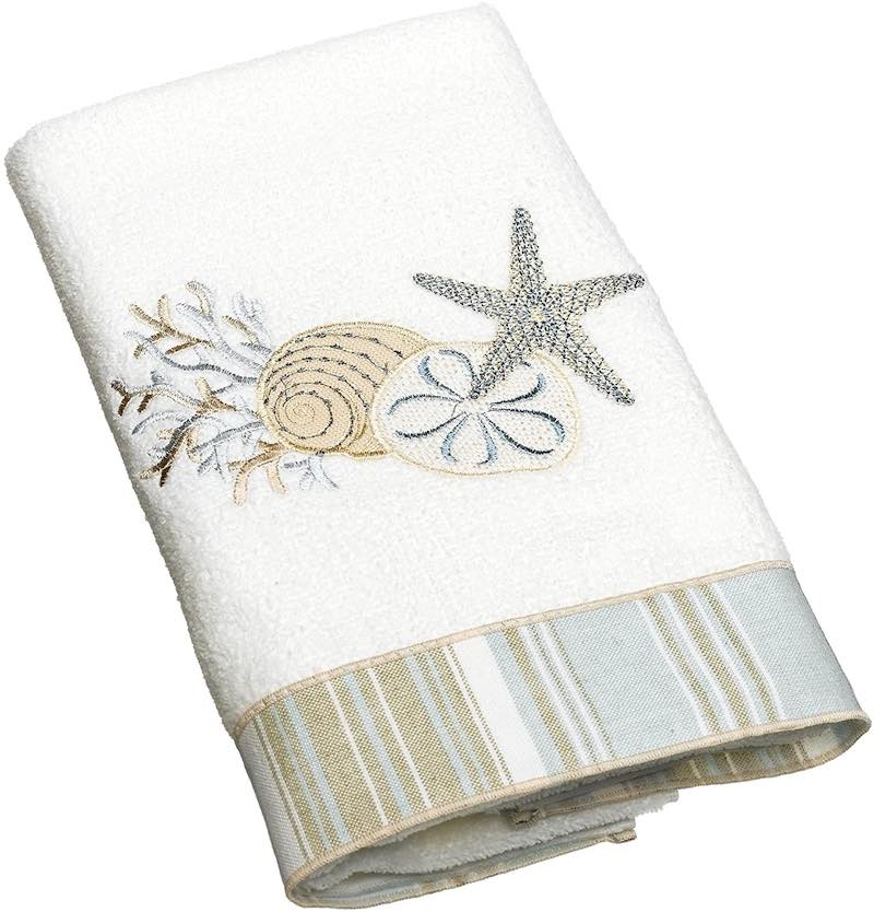 Avanti Linens By The Sea Hand Towel