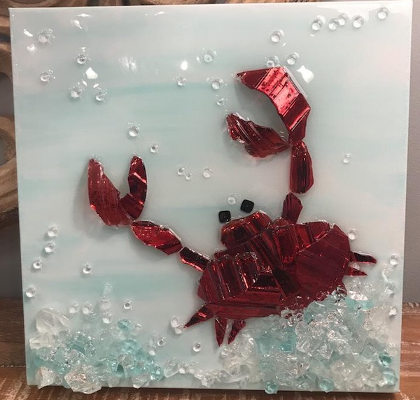 Broken Glass Crab