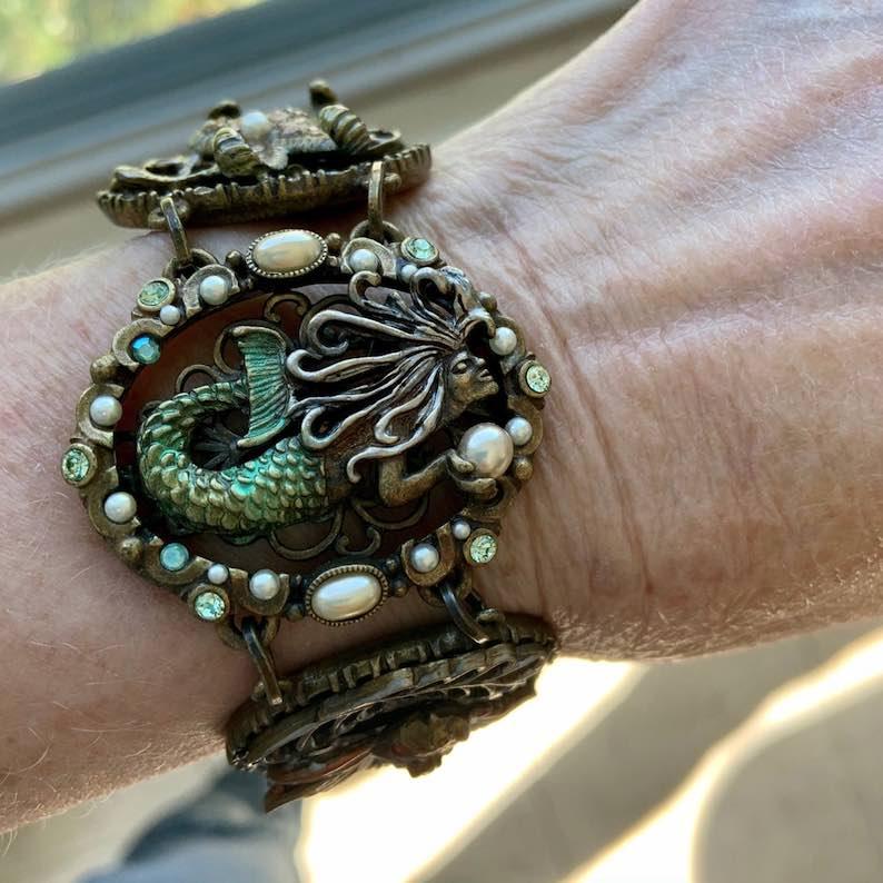 Sweet Romance Mermaid Bracelet