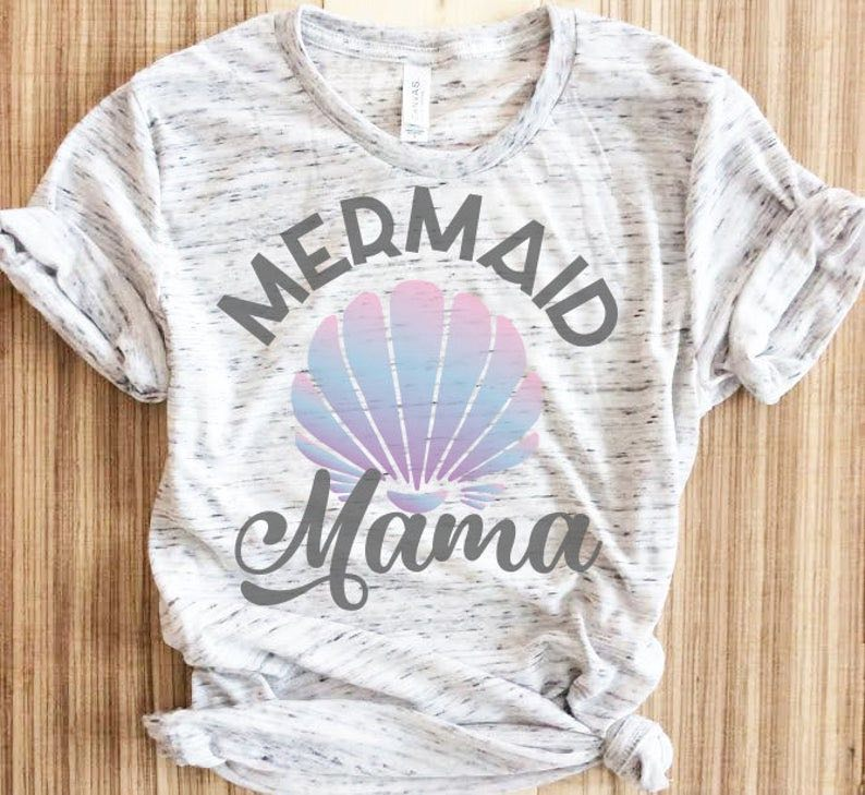 """Mermaid Mama"" Shirt"