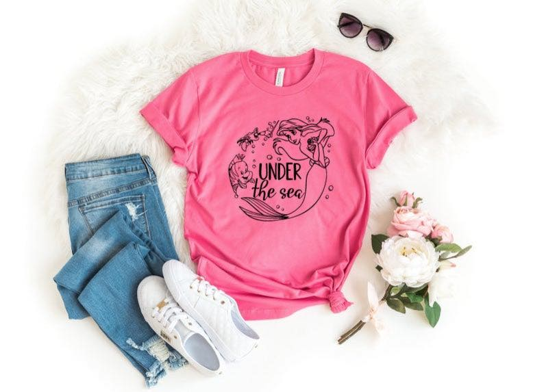 Ariel Shirt
