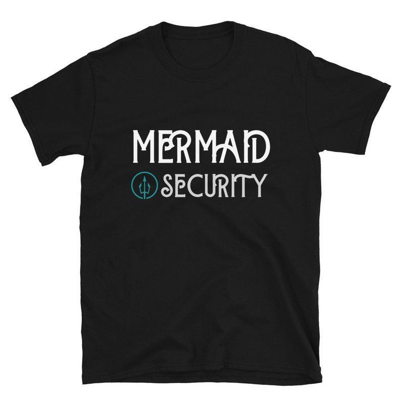 """Mermaid Security"" T-Shirt"