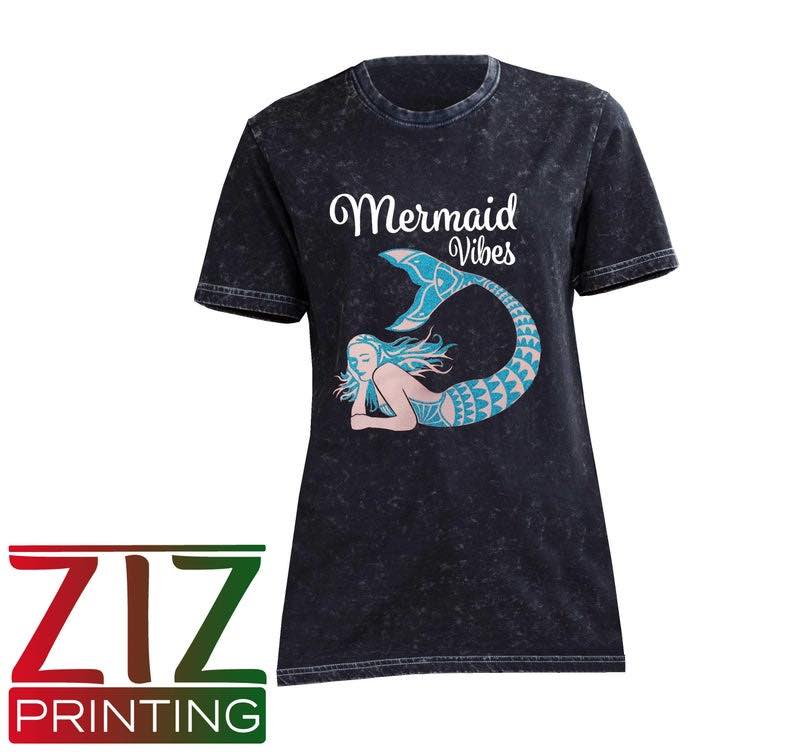 """""""Mermaid Vibes"""" T-Shirt"""