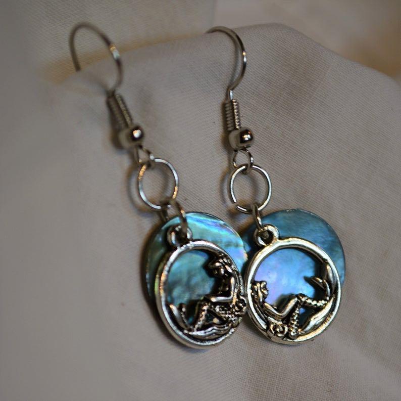 Longing for the Sea Earrings