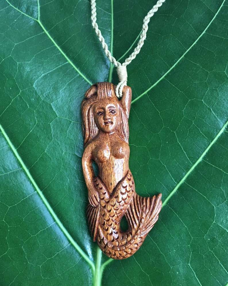 Hawaiian Mermaid Choker Necklace