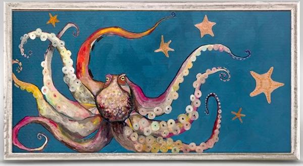 Octopus and Starfish