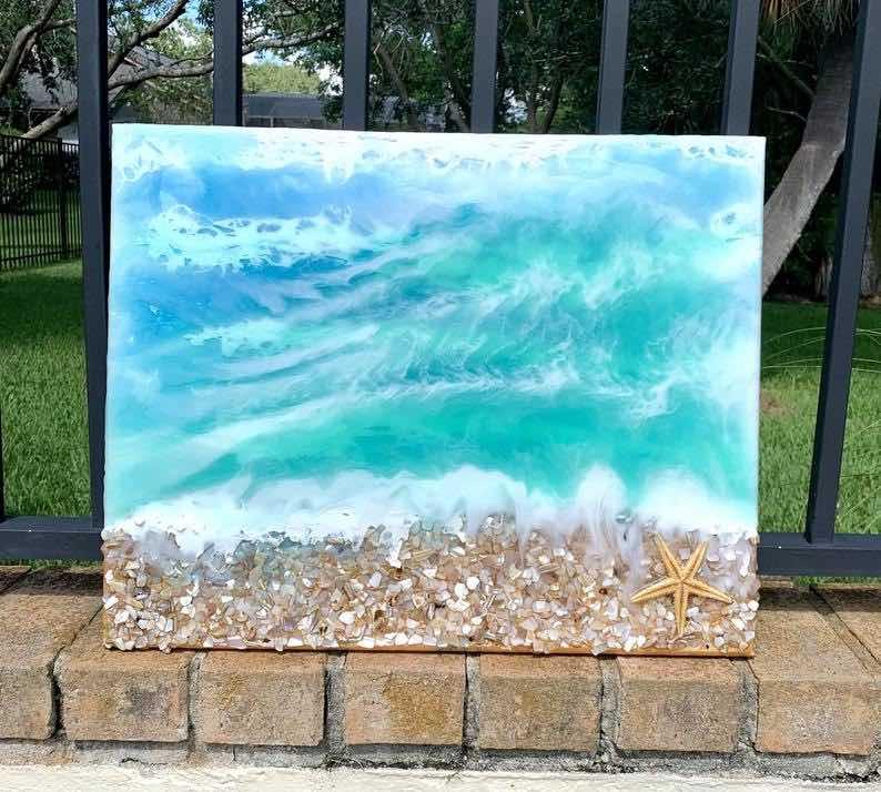 """""""Ocean Shoreline"""""""