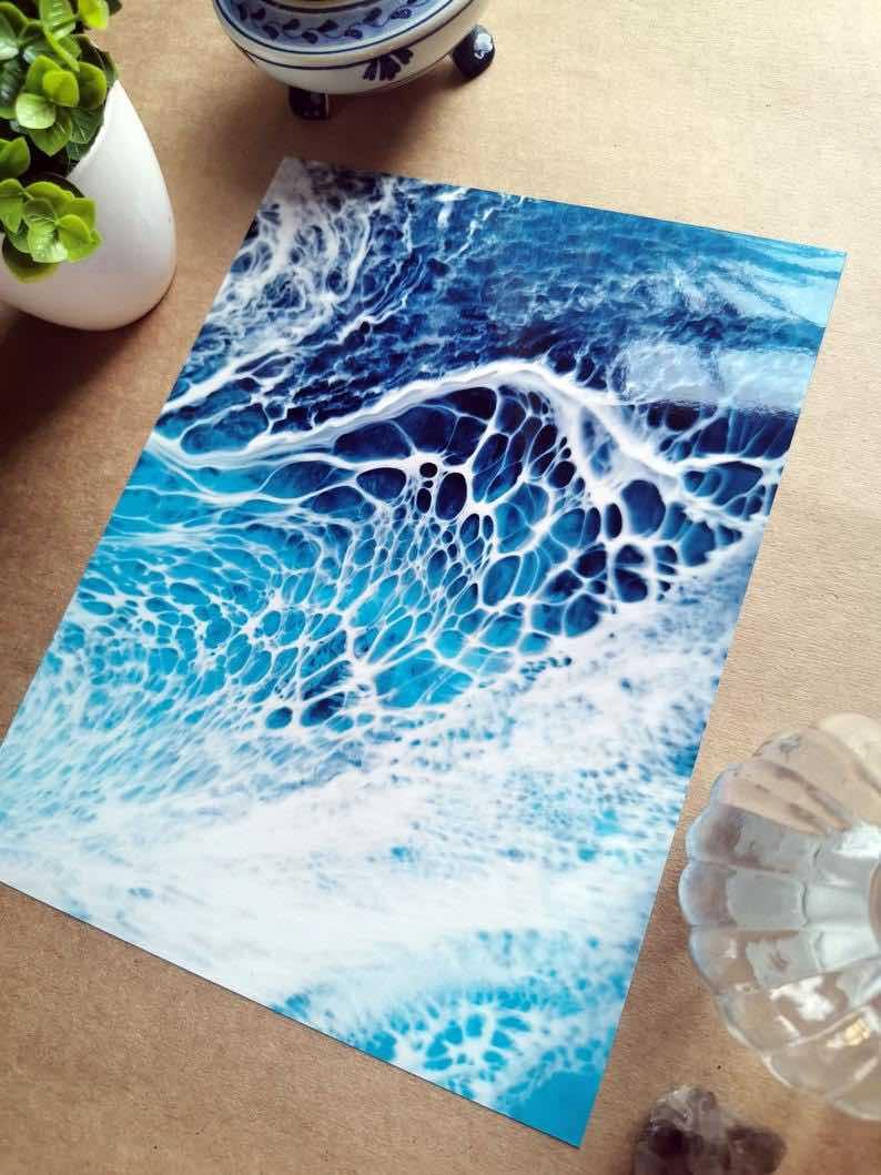 """""""Fluid Seascape"""""""