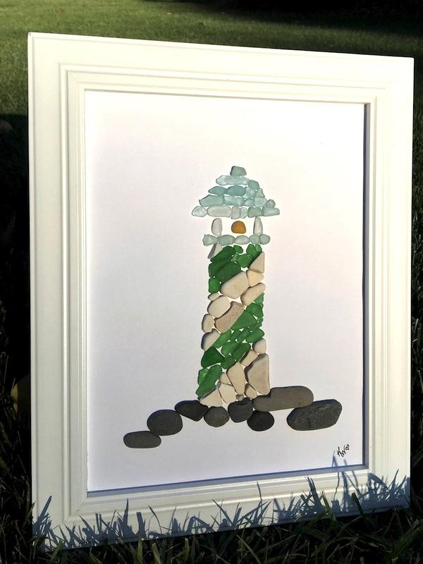 Sea Glass Lighthouse