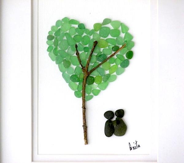 Tree Heart of Love