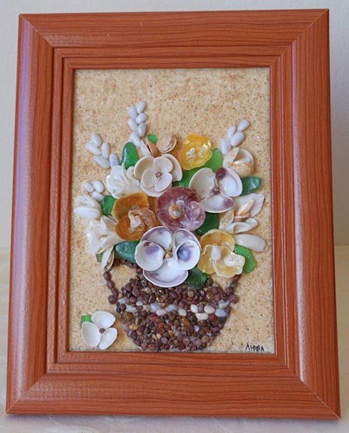 Vase of Flowers by Lyubka Hristova