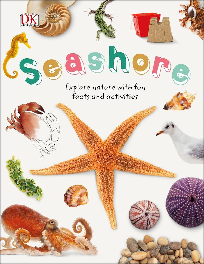 Seashore: Explore Nature with Fun Facts and Activities