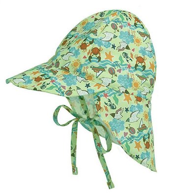 50+ SPF Infant Beach Hat