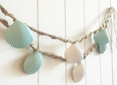 Beach Wedding Garland