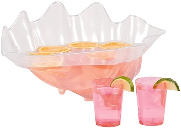 Large Plastic Party Shellbowl