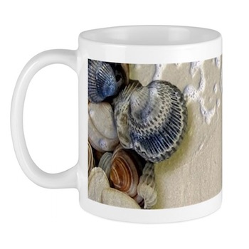 Summer Seashells Mug