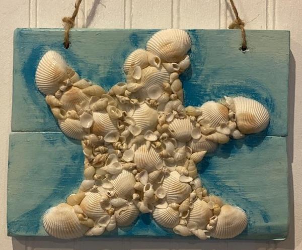 Seashell Starfish